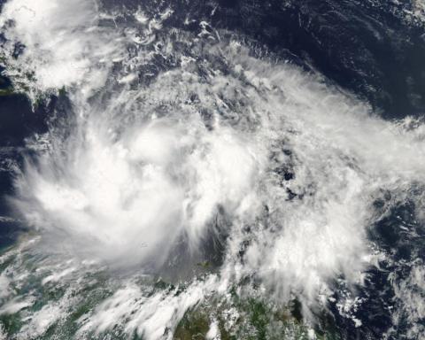 Tropical Storm Issac